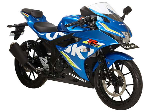 Suzuki Unveils GSX-R 150 And GSX-S 150