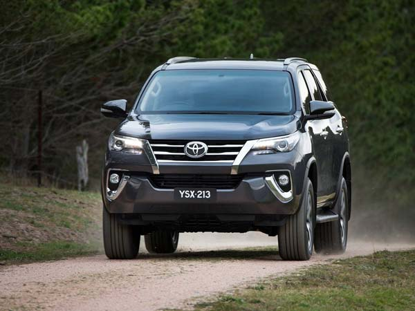 Toyota Launches MY2017 Fortuner In Dubai