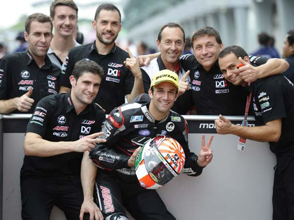 """Defending the Moto2 title was an obligation,"" says Johann Zarco"
