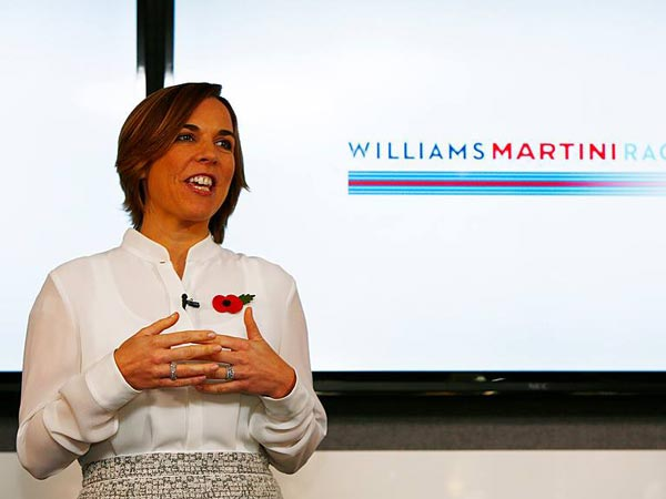 Williams Martini Racing Announce Their Driver Line-Up For 2017