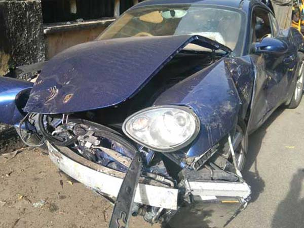 Remember The Porsche Crash In Chennai? Here's What The Madras High Court Has Ordered