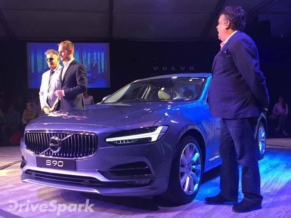 Volvo S90 Launched In India