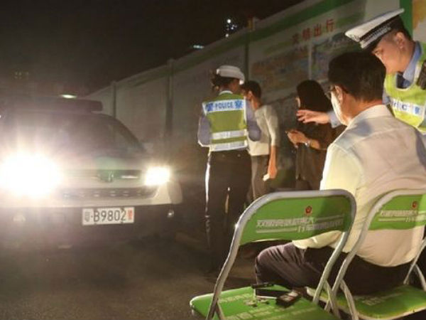 China Comes Up With The Most Effective Punishment For Drivers Using High Beam