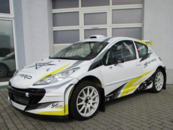 World's Maiden Electric Rallycross Car Geared Up For Competitive Debut