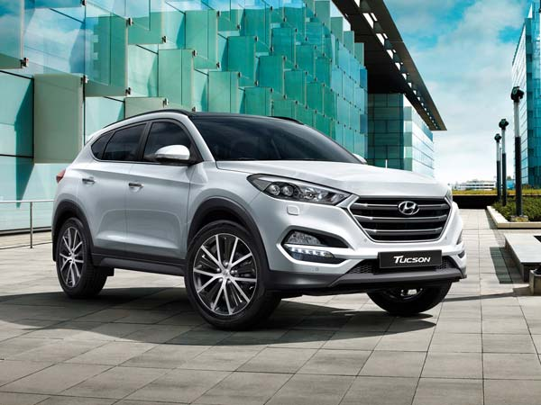 Hyundai To Launch Four SUVs Over Next Two Years