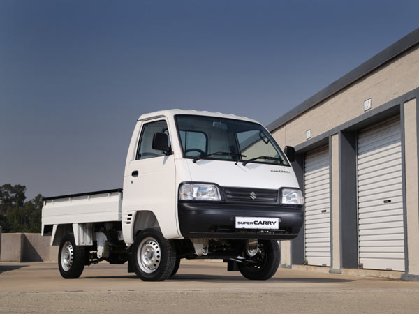 India Made Suzuki Super Carry Launched In Philippines Drivespark News