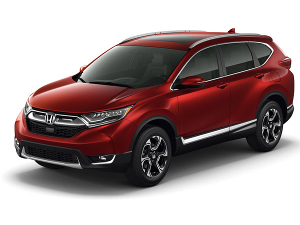 Honda Alliston Facility Won't Make Euro-Spec 2017 CR-V