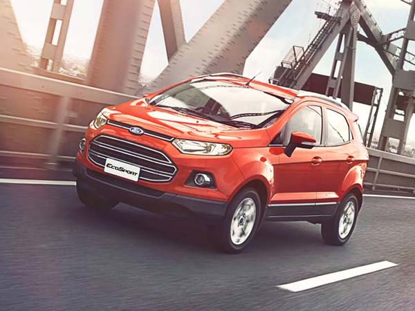 Dual Airbags Now Standard Across All Variants Of Ford EcoSport