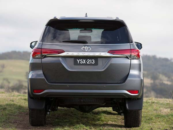 Toyota Fortuner Launched In India