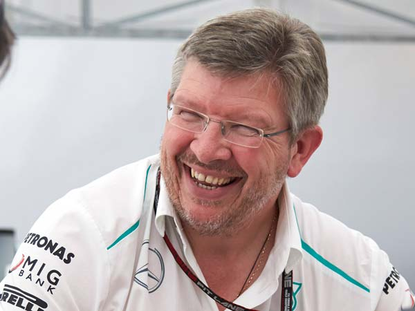 Toto Wolff: Ross Brawn Has My Vote