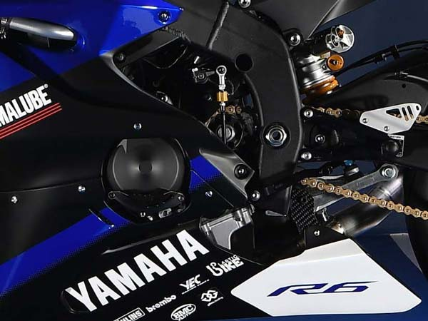 2017 Yamaha YZF-R6 Gearing Up For FIM World Supersport Championship