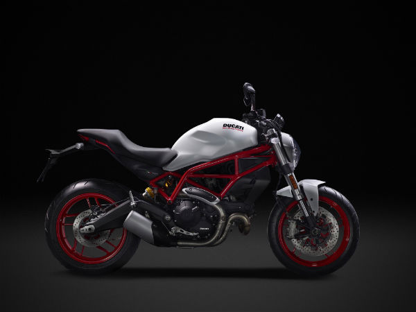2016 EICMA Motorcycle Show: Ducati Monster 797 Revealed