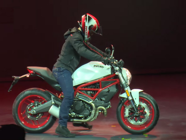 Ducati Monster Twin Spark