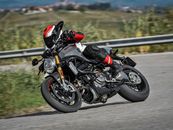 2016 EICMA Motorcycle Show: 2017 Ducati Monster 1200 Unveiled