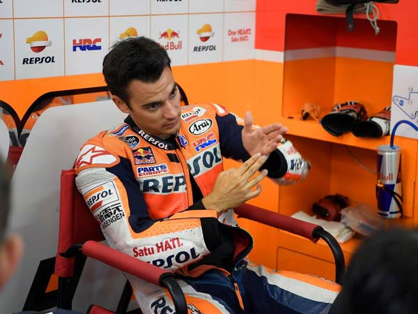 Dani Pedrosa Confirmed By Honda To Race In 2016 Valencia GP