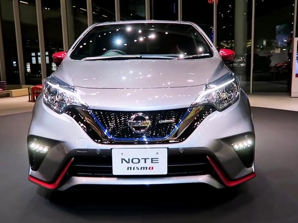 NISMO Variant Of Nissan Note E-Power