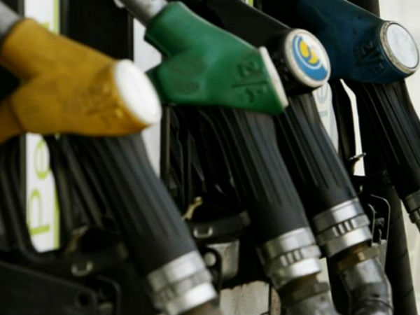 Maharashtra Police Arrest Three For Fuel Adulteration