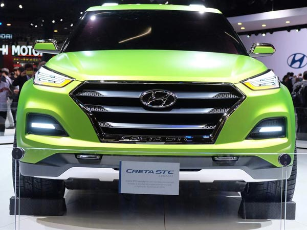 Hyundai Reveals STC Pickup Based On The Creta At Sao Paulo Auto Show