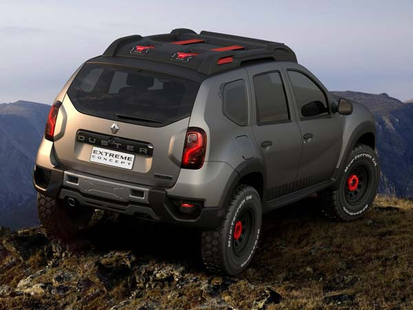 Renault duster extreme concept revealed drivespark news for Interieur duster 2018