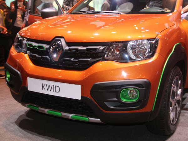 2016 Sao Paulo Auto Show: Renault Kwid Outsider Unveiled