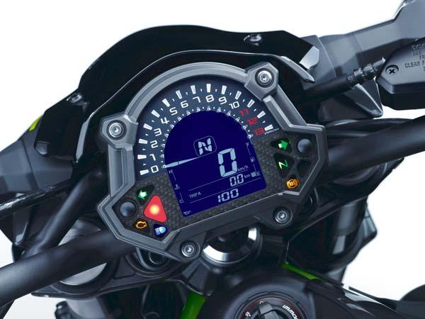 Kawasaki Unveils The New Z900 At EICMA