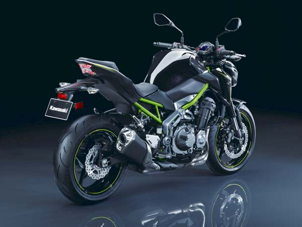 Kawasaki Unveils The New Z900 At EICMA