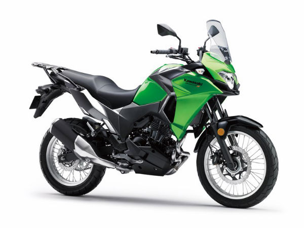 Kawasaki Versys-X 300 Gets Bosch's New ABS 10