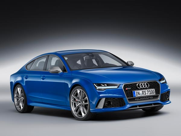 Audi India Launches The All-New RS 7 Performance
