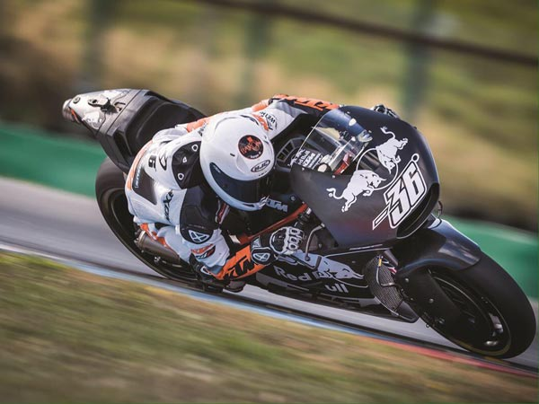 Mika Kallio Says KTM Won't 'Be At The Back Of The Pack'