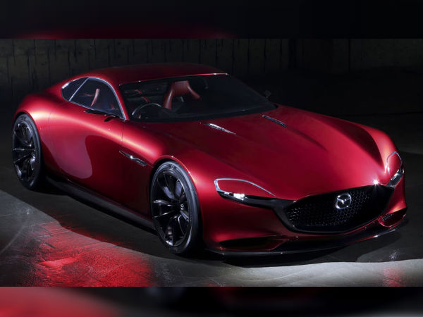 Mazda Might Be Bringing Back The Rotary Engines