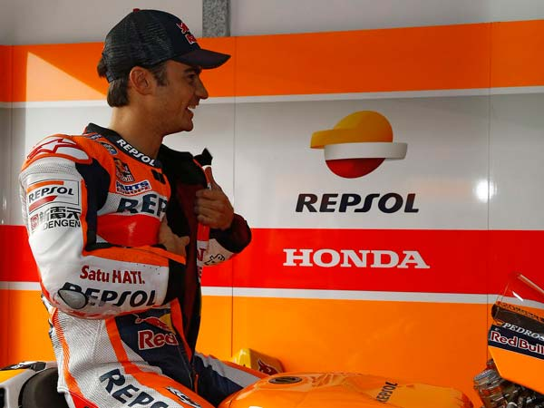 MotoGP: Retirement Rumours Were False, Says Dani Pedrosa