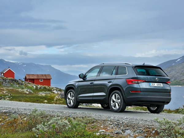 Skoda Kodiaq To Come With New Connectivity Feature