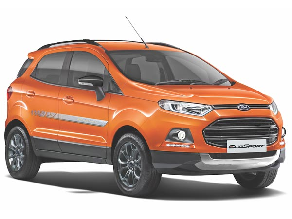 2017 Ford Ecosport To Debut On 14 November