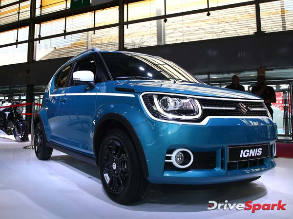 Maruti Suzuki Ignis Launch Delayed Due To Production Constraints