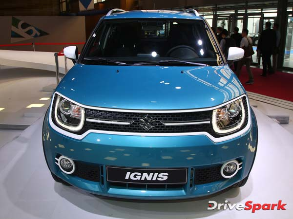 Maruti Suzuki Ignis Launch Delayed Due To Production