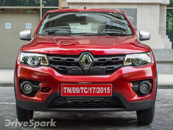 Renault Kwid AMT Launched In India