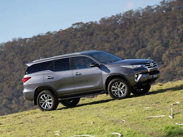 2016 Toyota Fortuner Will Not Use Innova Crysta's 2.4-Litre Diesel Engine