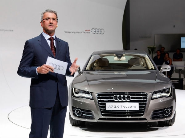 Audi CEO Rupert Stadler To Face Renewed Investigations By VW Investigators Over New Defeat Device