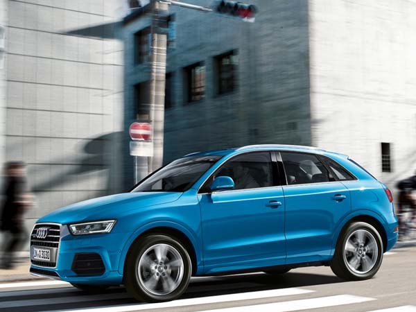 Conman Who Stole Audi Q3 SUV During Test Drive In Hyderabad Has Been Arrested