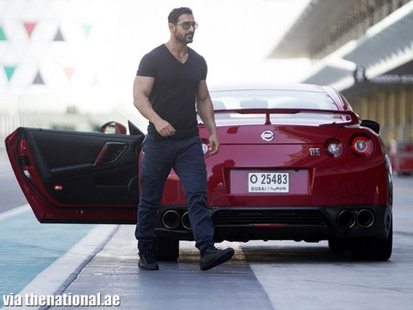 Bollywood Star John Abraham Orders A 'Godzilla' For Rs. 2 Crore