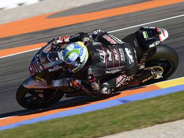 Johann Zarco Ends His Moto2 Career With A Dominant Win