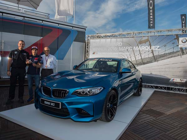 BMW Award An All-New M2 Coupe To Their 2016 M Award Winner