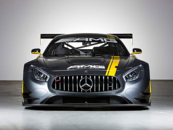 Mercedes-AMG GT3 To Make Racing Debut Next Year