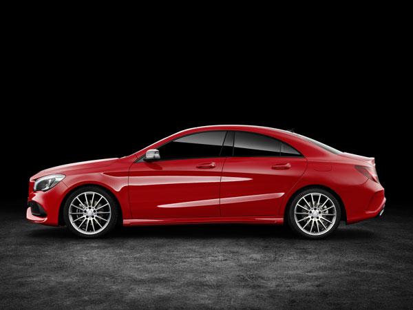 Mercedes-Benz Compact Luxury Sedan India Launch On November 30