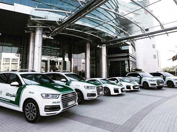 Audi Supercars Joins Dubai Police Drivespark