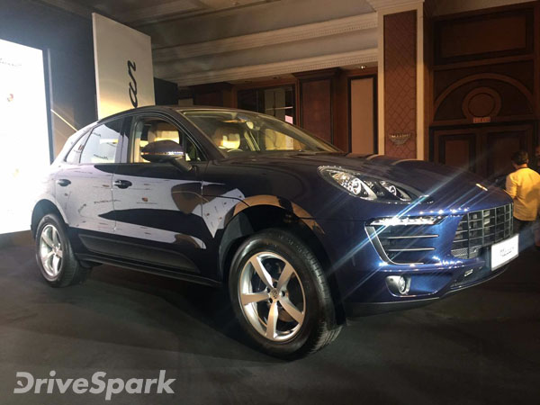 Porsche Macan R4 Launched In India; Priced At Rs. 76.84 Lakh