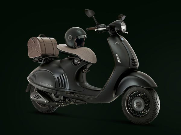 Vespa 946 Emporio Armani Launched In India For Rs 12.04 Lakh; 70th Anniversary Edition Also Launched At Rs 96,500
