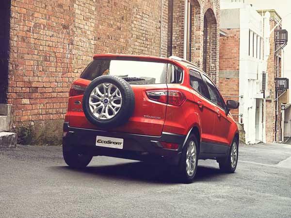Ford EcoSport Facelift Vs Old Top 5 Key Changes