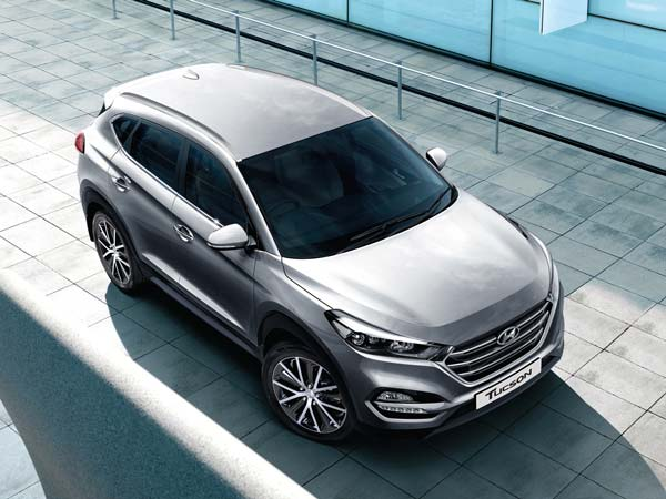 Hyundai Tucson 4WD Option India Launch Slated For Mid-2017