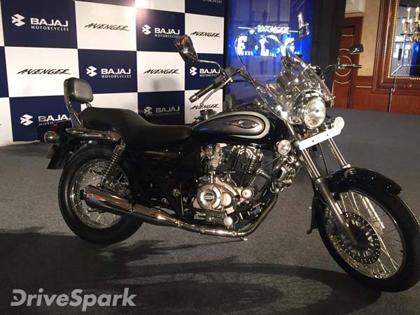 Bajaj Reveals Avenger With BS IV Engine Upgrade